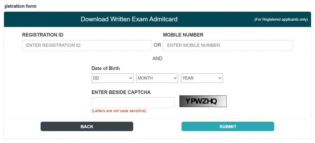 Bihar Police Driver Download Admit Card