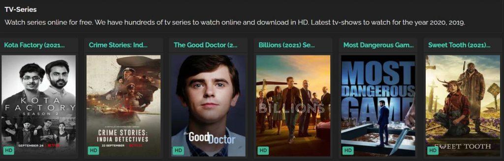 Free TV Series