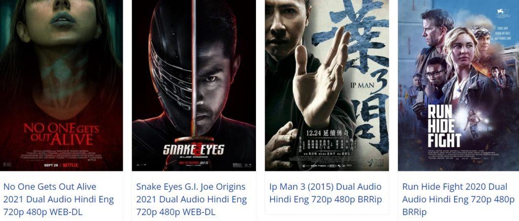 9xflix Dual Audio Movies